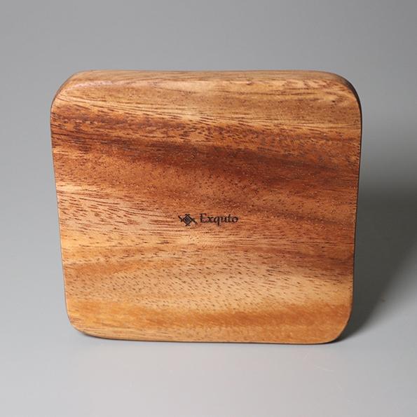 相思木杯墊 | 方形