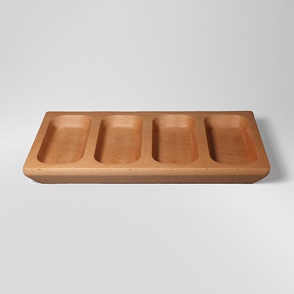 木盤|四格