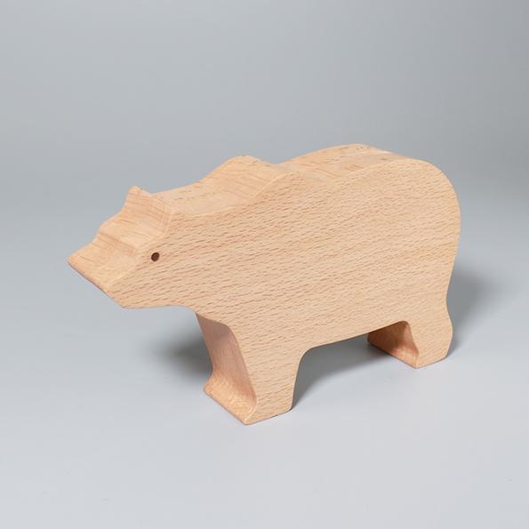 動物存錢筒|熊