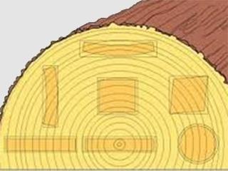 木材特性|收縮與變形